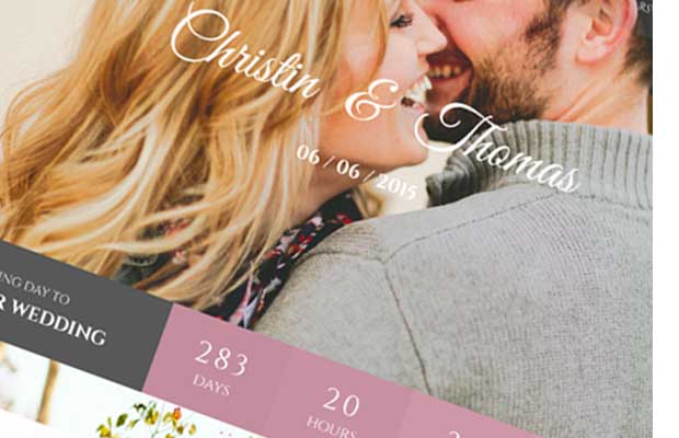 Wedding Love - Multipurpose For Wedding & Couple