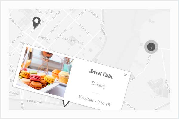 Cake Bakery - Pastry WP - 2